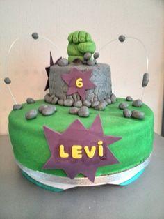 hulk taart Hulk taart   Mijn taarten   Pinterest hulk taart