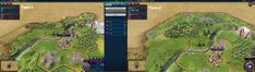 An amazing spawn. #CivilizationBeyondEarth #gaming #Civilization #games #world #steam #SidMeier #RTS