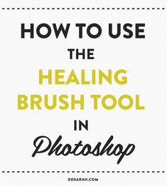 Today I've got a quick #Photoshop tutorial to help you zap zits and clean up your photos! If you follow me on Instagram you may have noticed I posted the same photo that I used in this week's Blog L...