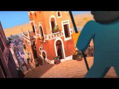 Animated Short: Fur