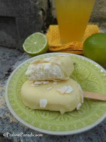 Praliné Paradicsom: Ananász-kókusz-lime jégkrém
