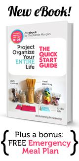 Project Organize Your ENTIRE Life: The Quick Start Guide