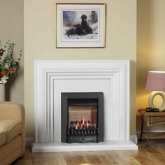 Burley Environ 4244 Flueless Gas Fire | West Country Fires
