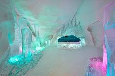 rooms at the ice hotel. Hotel De Glace in Canada. Hotel De Glace in Canada. Ice Hotel Iceland, Places To Travel, Places To Go, Ice Bars, Snow Sculptures, Ice Castles, Ice Ice Baby, Ways Of Seeing, Fire And Ice