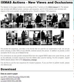 UCF datasets : Human Actions - UCF101, UCF50, UCF11 (YouTube Action