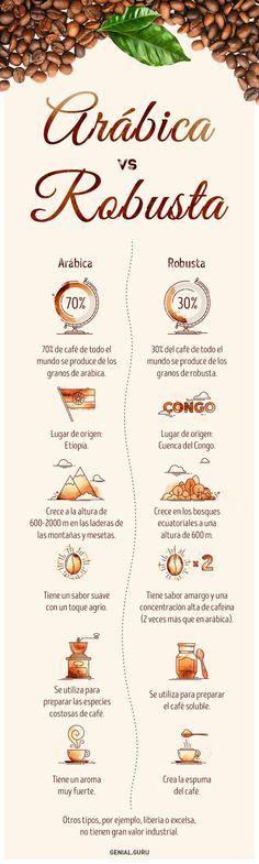 La guía del café