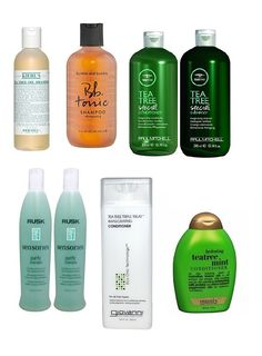 The Best Tea Tree Oil Shampoo for Normal to Oily Scalp