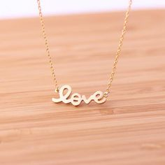 golden love necklace. I want.