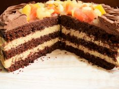 Crack Chicken, Tiramisu, Cheesecake, Tropical, Baking, Ethnic Recipes, Desserts, Food, Tailgate Desserts
