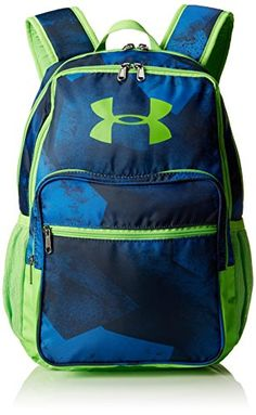 Under Armour Little Boys' UA Storm Backpack Go to school in style ...