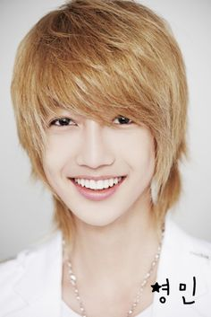 Jo Youngmin he's such a cutie it's not even funny