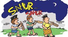 gambar ilustrasi Membangunkan Sahur (gambar copas)     Setelah kemarin kita bahas masalah Tradisi masyarakat Jawa menjelang bulan Ramadhan...