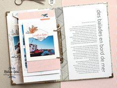 Mini Albums Scrap, Scrapbooking, Creations, Illustration, Digi Stamps, Mint Color, Filing Cabinet, Adventure, Illustrations