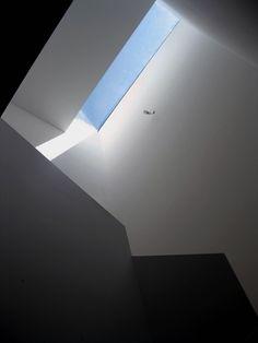 Casa na Amora | Escadas - Claraboia  (by Pedro Costa Gomes, Arq.)