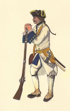 Flintlock and tomahawk: French regular 1755 by Ralph Mitchard Army Costume, France 4, Military Art, Military Uniforms, Frederick The Great, Seven Years' War, Canadian History, French Army, Napoleonic Wars