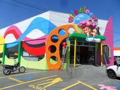 fachada buffet infantil - Pesquisa Google
