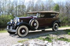 1930 LaSalle 7 Passenger Touring by Fleetwood