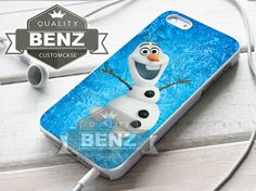 Olaf Frozen Funny - iPhone 4/4s/5/5c/5s Case - Samsung Galaxy S2 i9100, S3 i9300, S4 i9500 Case