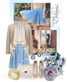 """""""sweetpea"""" by ehagan ❤ liked on Polyvore"""