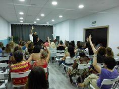 Hoy en Cardedeu hemos disfrutado de una maravillosa conferencia ... El lunes ultima conferencia en Fira Sabadell ... Apuntate en caminaporelfuego@gmail.com  #caminaporelfuego #laingarciacalvo #tucambioempiezahoy #haciendohistoria