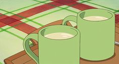 Find GIFs with the latest and newest hashtags! Search, discover and share your favorite Hot Chocolate GIFs. The best GIFs are on GIPHY. Anime Bento, Anime Gifs, Anime Art, Anime Scenery Wallpaper, Animation, Aesthetic Gif, Cute Gif, Anime Shows, Metal Wall Art