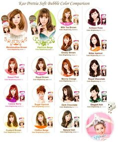 Korean Hair Color Products Asian Market Natural Professional Permanent 100g Best