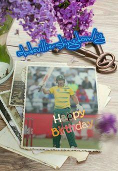 Ab De Villiers, Happy Birthday, Frame, Home Decor, Happy Brithday, Picture Frame, Decoration Home, Room Decor, Urari La Multi Ani