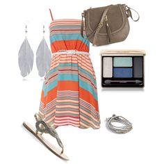 """Summer Style"" by rachelgamble on Polyvore"