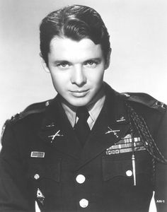 America's Most Decorated World War II Combat Soldier - Audie Murphy - from Memorial Web site. . . http://www.audiemurphy.com