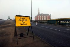 Spelling disaster? Motorists warned 'lanes closed for saftey' on Cleethorpe Road flyover in Grimsby | Grimsby Telegraph