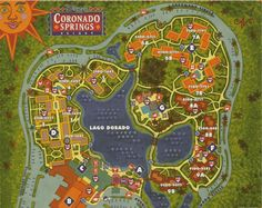 For all the planners that just need some Disney World maps, we have you covered here. Check out our list to find exactly what you're looking for. Disney Map, Disney World Map, Disney Parks, Disneyland Vacation, Disney Vacations, Disney Trips, Coronado Springs, 100 Free, City Photo