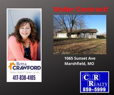 Congratulations Barbara! Homes are still selling! Give Retta a call today to get your home listed or to help you find your next property! 417-838-4105 Missouri Real Estate, Home List, Congratulations, Homes, Houses, Home, Computer Case
