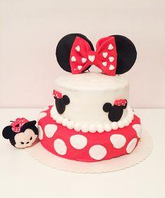 Cake design Minnie   Disney - Minnie - cake