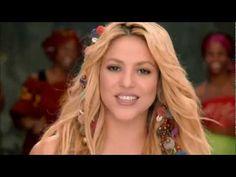 Waka Waka - Shakira - Official Video World Cup South Africa