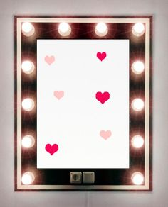 Espejo con luces para maquillaje maquillaje for Luces camerino