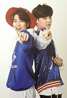 Youngjae and JB