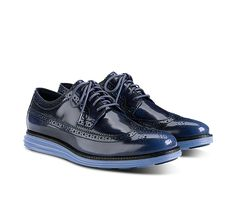 I need to get these.  Just not sure what color. Cole Haan LunarGrand Long Wingtip