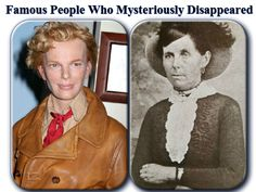How many of us know these Famous people? Less than few !! Well, We got a list of people who are mysteriously disappeared ... Take a look!