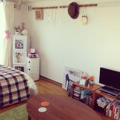 minuupy の部屋「ワンルーム_1」 | reroom [リルム] 部屋じまんコミュニティ