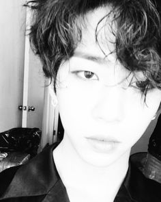 Bang Yong-guk (방용국) of B.A.P   I find his new hair style for this comeback to be so incredibly cute!! I could just run my fingers through those curls! ❤❤