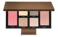 Laura Mercier Enlightenment palette. I was excited about this palette, but when it arrived I was really disappointed to see how similar all the colors looked swatched. Wasn't worth $55 to me and back to Nordstrom it went.