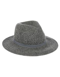Crafted with metallic threads to the crown for a shimmery touch, our thermo fedora hat promises to keep you warm and stylish as the temperatures fall. This s...