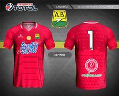 Camiseta de Arquero - deporte total-atletico bucaramanga- 2018-camiseta- uniforme- bf1b049956ddd