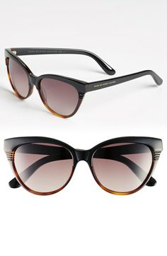 765dd404e MARC BY MARC JACOBS 55mm Cat Eye Sunglasses available at  Nordstrom