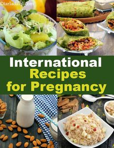 Indian Pregnancy Recipes