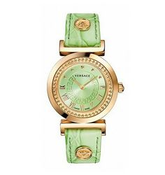 Check out new Versace glamorous line of Women's fashion Watches. Enjoy your time with a luxury watch, available on the Versace US Online Store. Instyle Fashion, Versace Fashion, Cute Watches, Watches For Men, Women's Watches, Wrist Watches, Patek Philippe, Devon, Cartier