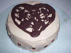 Cappuccino-Sahne-Torte