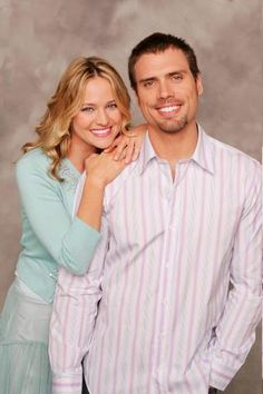 NICK AND SHARON-YOUNG AND RESTLESS