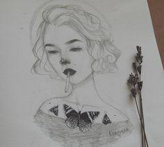 178 отметок «Нравится», 5 комментариев — Anna Heywood (@nouvelle_about_your_neighbor) в Instagram: «@brodberick !~ #vscogood #vsco #vscocam #sketch #illustratedgirlspower #sketchbook #illustrator…»
