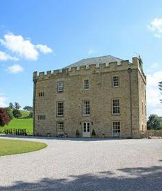 Peel Castle , Yorkshire
